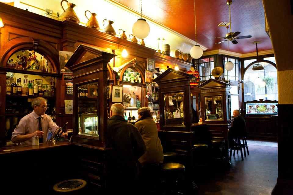 The Palace is one of 10 bars and pubs in Dublin that locals swear by