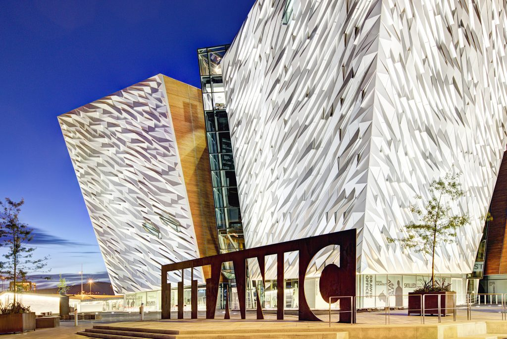 Titanic Belfast is one of 10 reasons not to miss Northern Ireland on a trip to Ireland