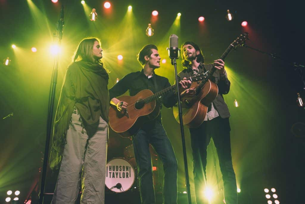 Hudson Taylor is one of 10 unmissable events in Ireland this December