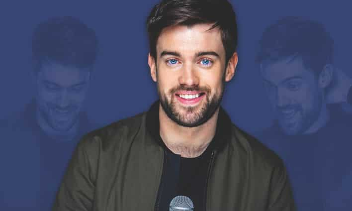 Comedian Jack Whitehall is coming to Belfast