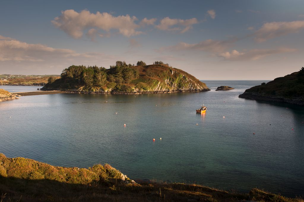 Lough Hyne is a must-visit.