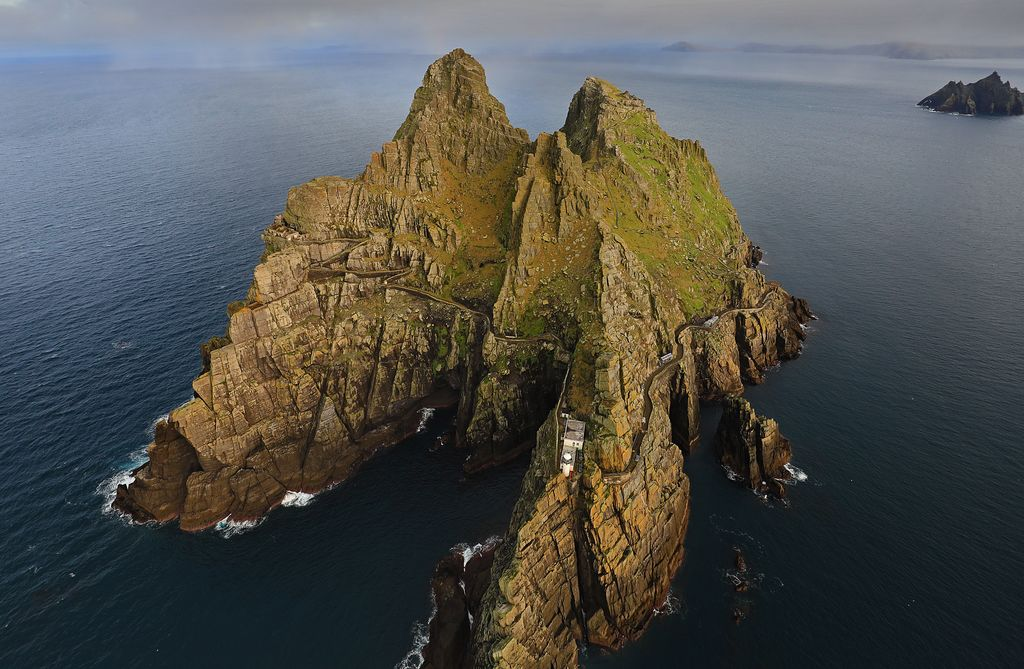 Skellig Lists take their name from Skellig Michael