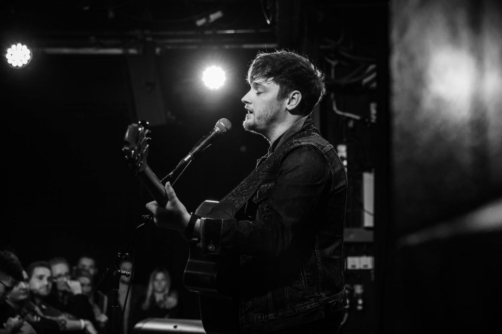 Ryan McMullan is one of the top 10 live events this December in Dublin