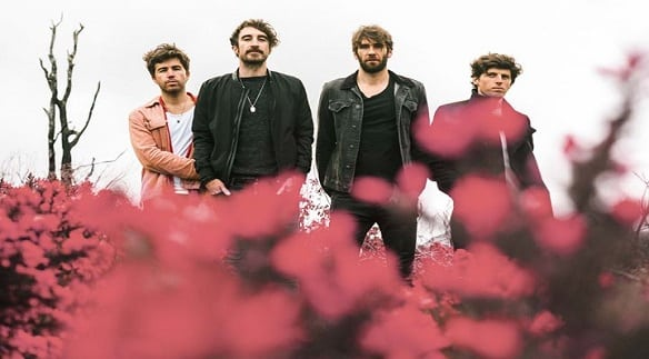 The Coronas is one of the top 10 live events this December in Dublin