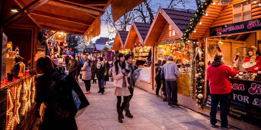 The Belfast Christmas Market will bring in over 30 international traders