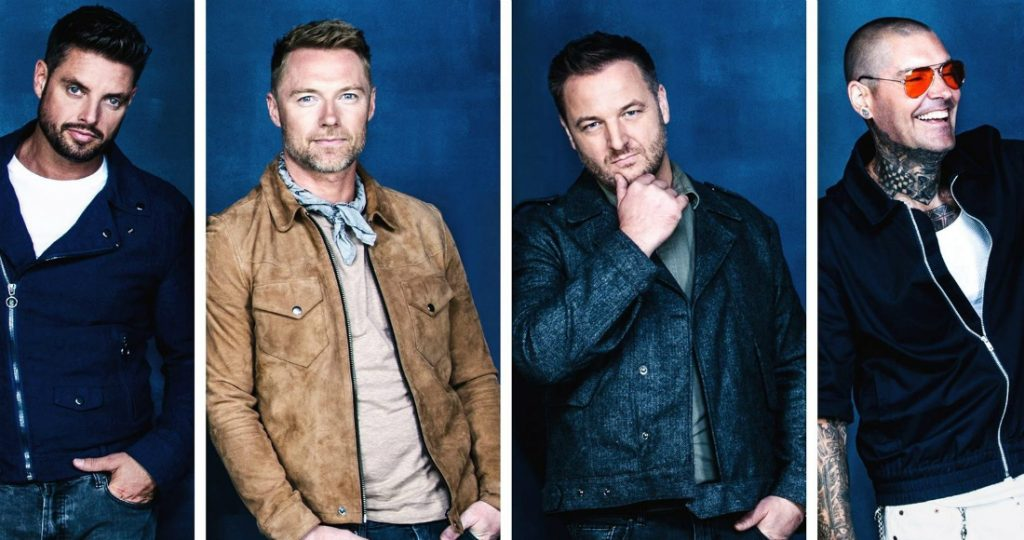 Boyzone were a very big deal that took the world by storm!
