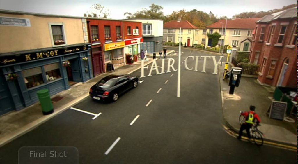 Fair City is made in Dublin and true to the spirit of the city.