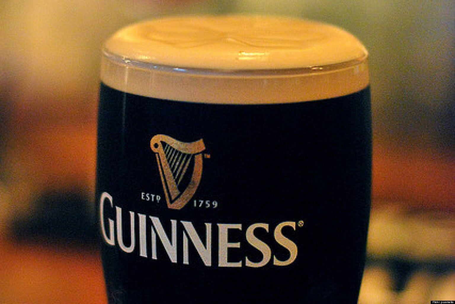 Guinness is one of the best Irish alcoholic drinks ever.