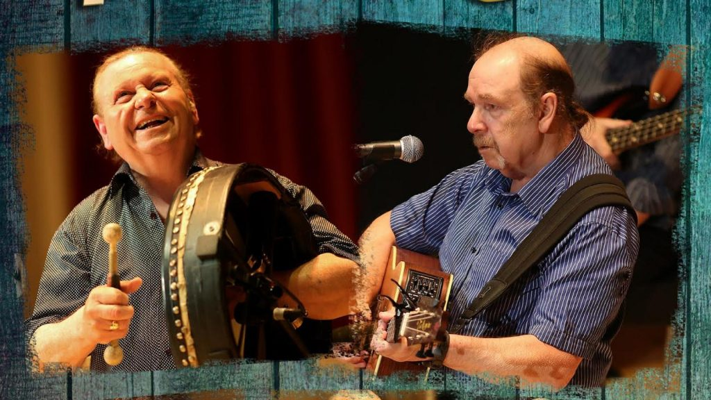 Live events in Ireland this February include the Fureys in County Cork