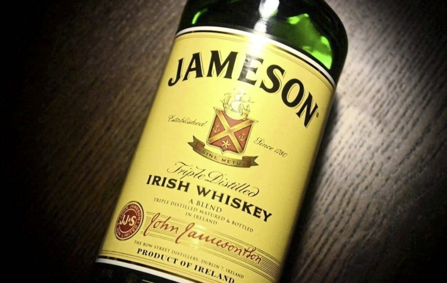 Jameson is truly one of the best Irish whiskeys.