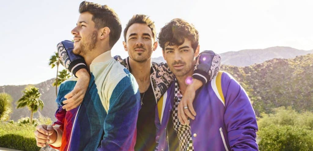 The Jonas Brothers concert in Dublin is one of the top 10 events in Ireland this January