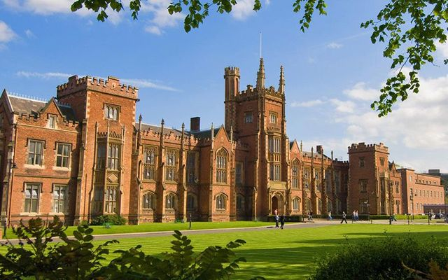 10 beautiful places for gay couples to get married in Northern Ireland include Queen's University Belfast