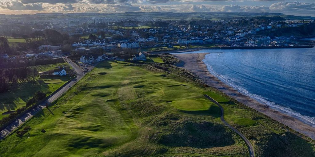 Ballycastle is an idyllic place and another of the top seaside towns in Northern Ireland.
