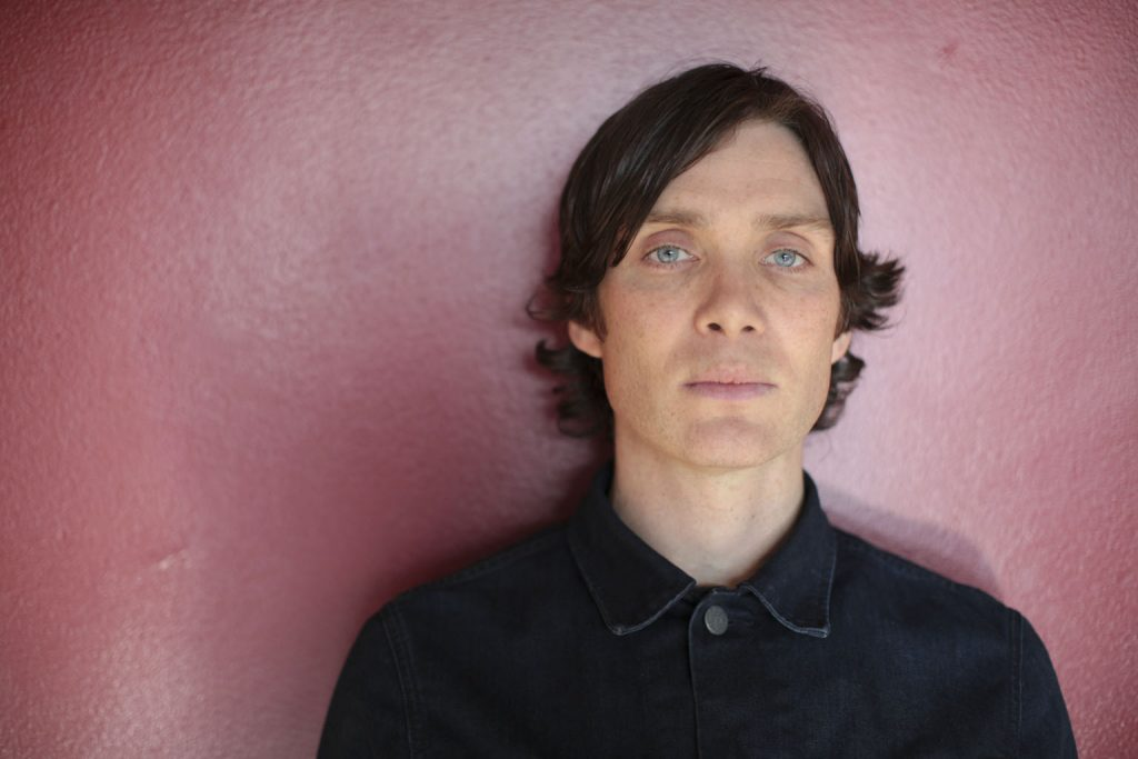 Another of our picks for best Irish actors is Cillian Murphy.