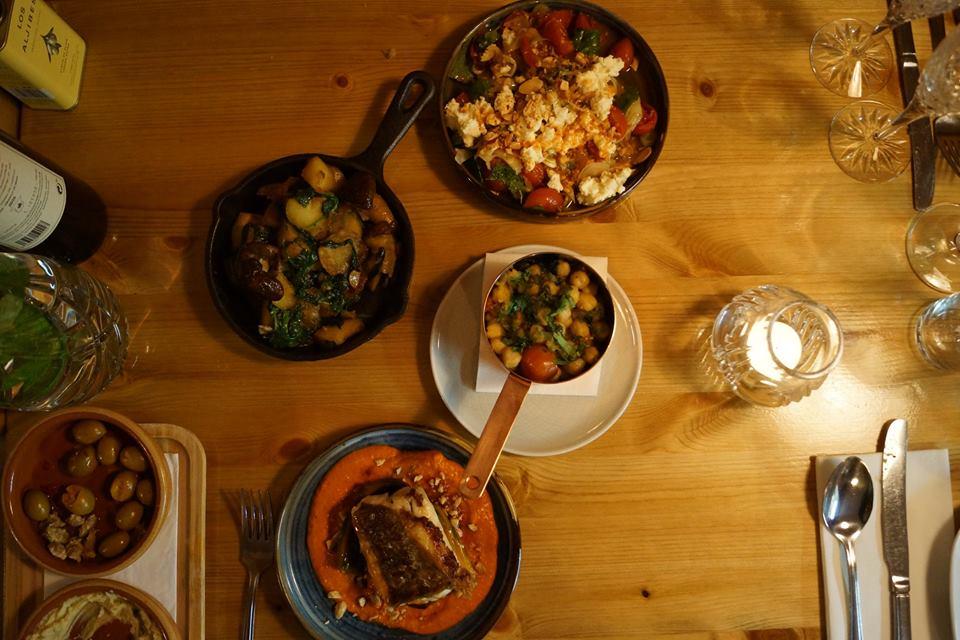 Dingle's Best Vegetarian Restuarant: Solas (A Review)