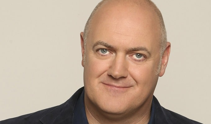 Dara ó Briain is another of the best Irish comedians.