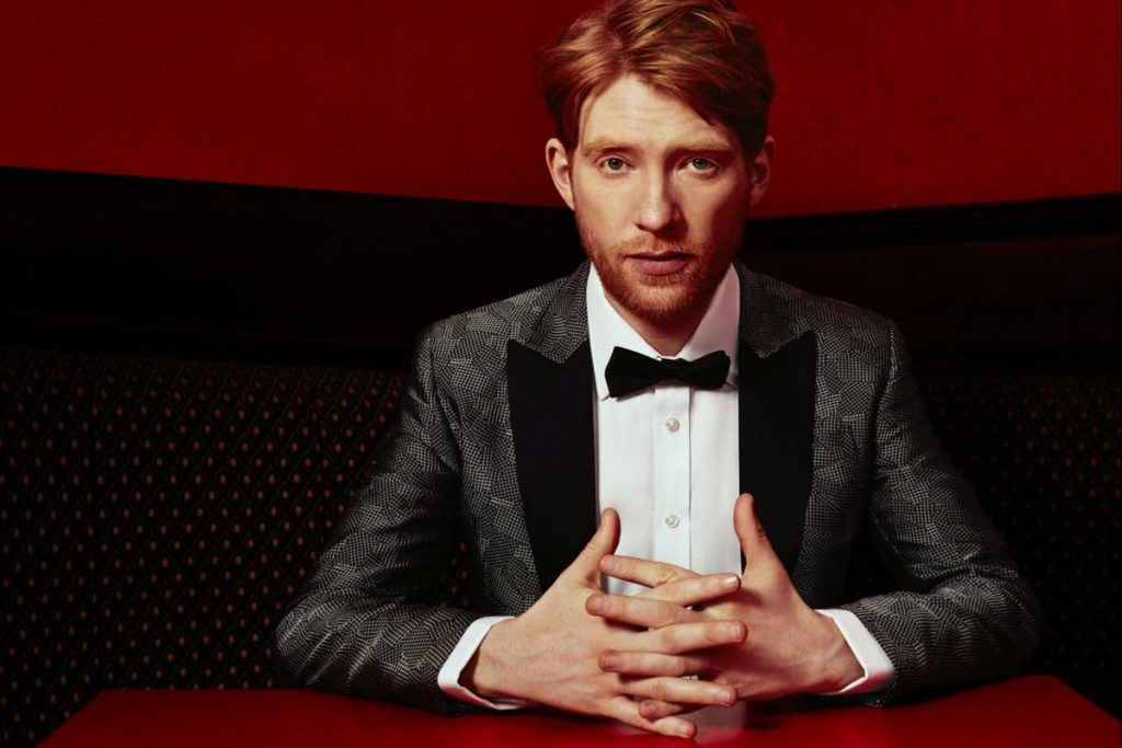 Domhnall Gleeson is one of the most famous people with this name