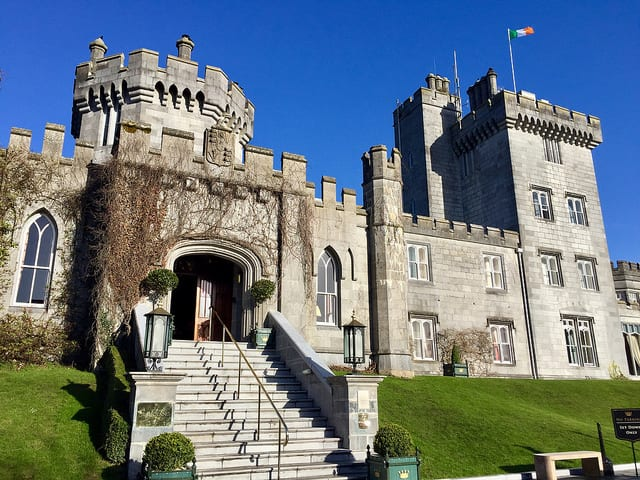 Dromoland Castle is one of Ireland's most luxurious places to stay