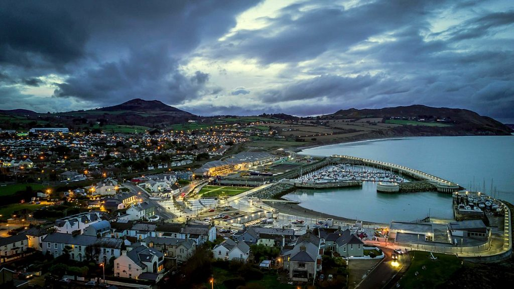 Greystones is another of the best Dublin commuter towns.