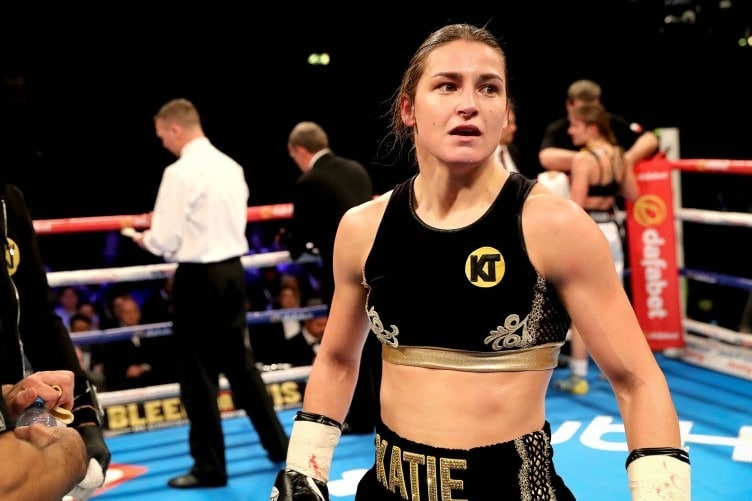 Katie Taylor's professional career has only ever gotten bigger!