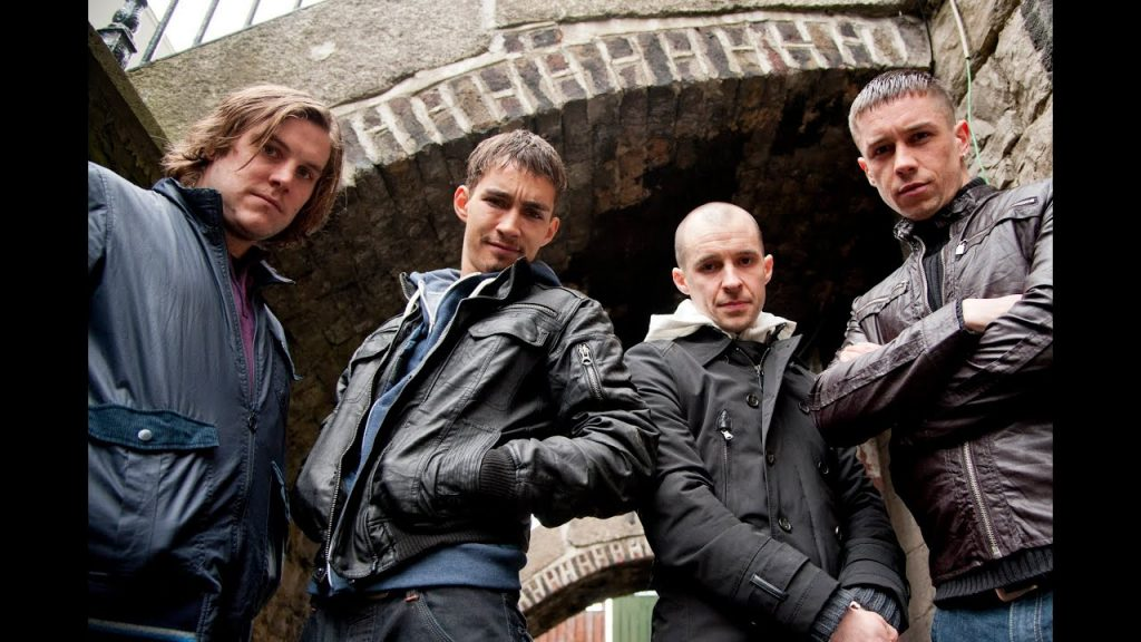 Love/Hate is unique and another of the best Irish TV shows.