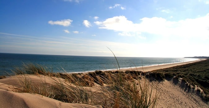 Wexford is the perfect place for watersports, paddle-boarding, surfing and the like.