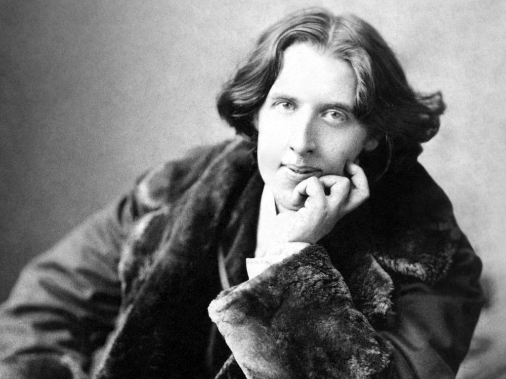 Oscar Wilde is one of the 10 most famous Irish people ever