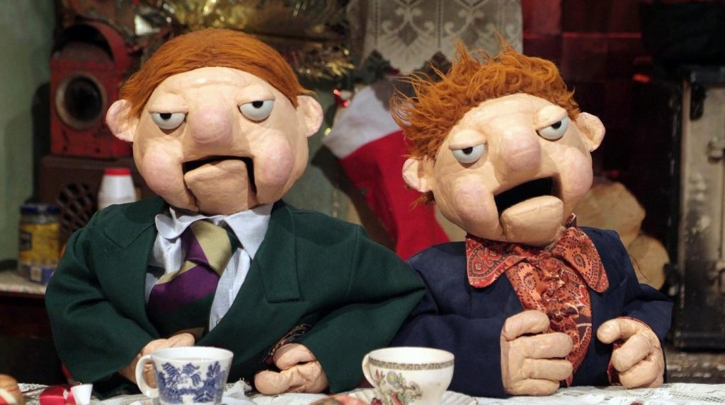 Podge and Rodge is a great show you need to watch.