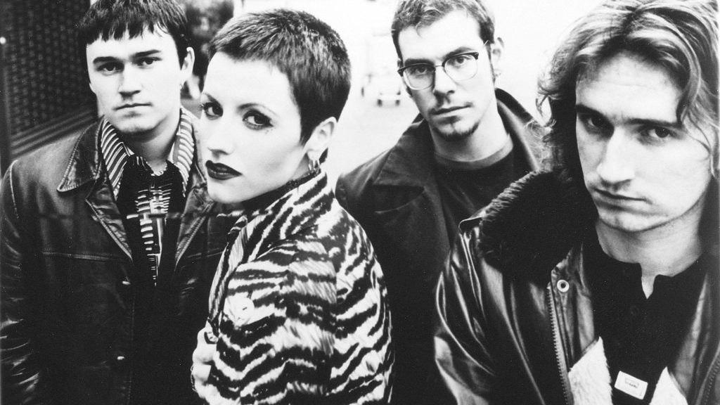 Dolores O'Riordan is from Limerick and another of the top famous Irish people.