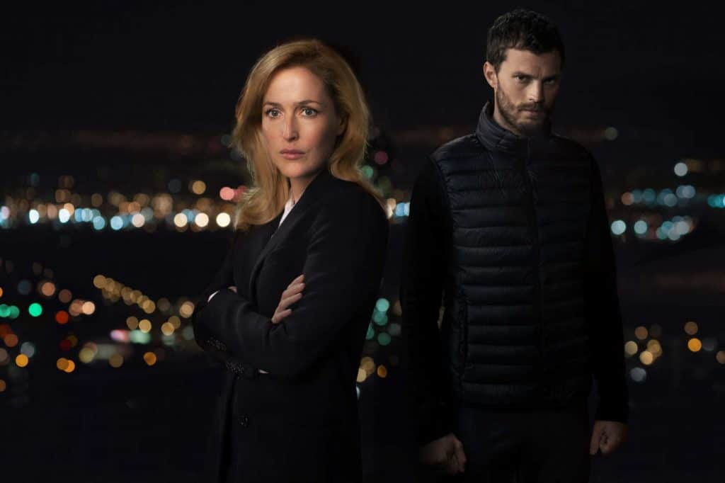 The Fall is perfect for fans of dark stories and one of the best Irish TV shows.