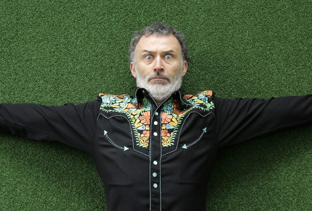 Live events in Ireland this February include Tommy Tiernan in Portlaoise