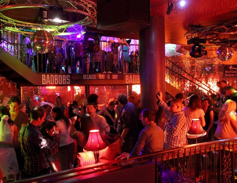 Bad Bobs is the perfect place to let loose at night in Dublin