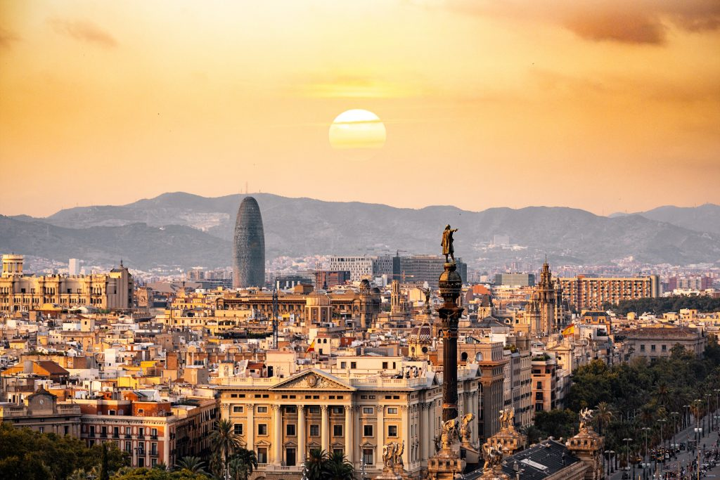 Barcelona is one of the top 10 places with a strong Irish community outside of Ireland