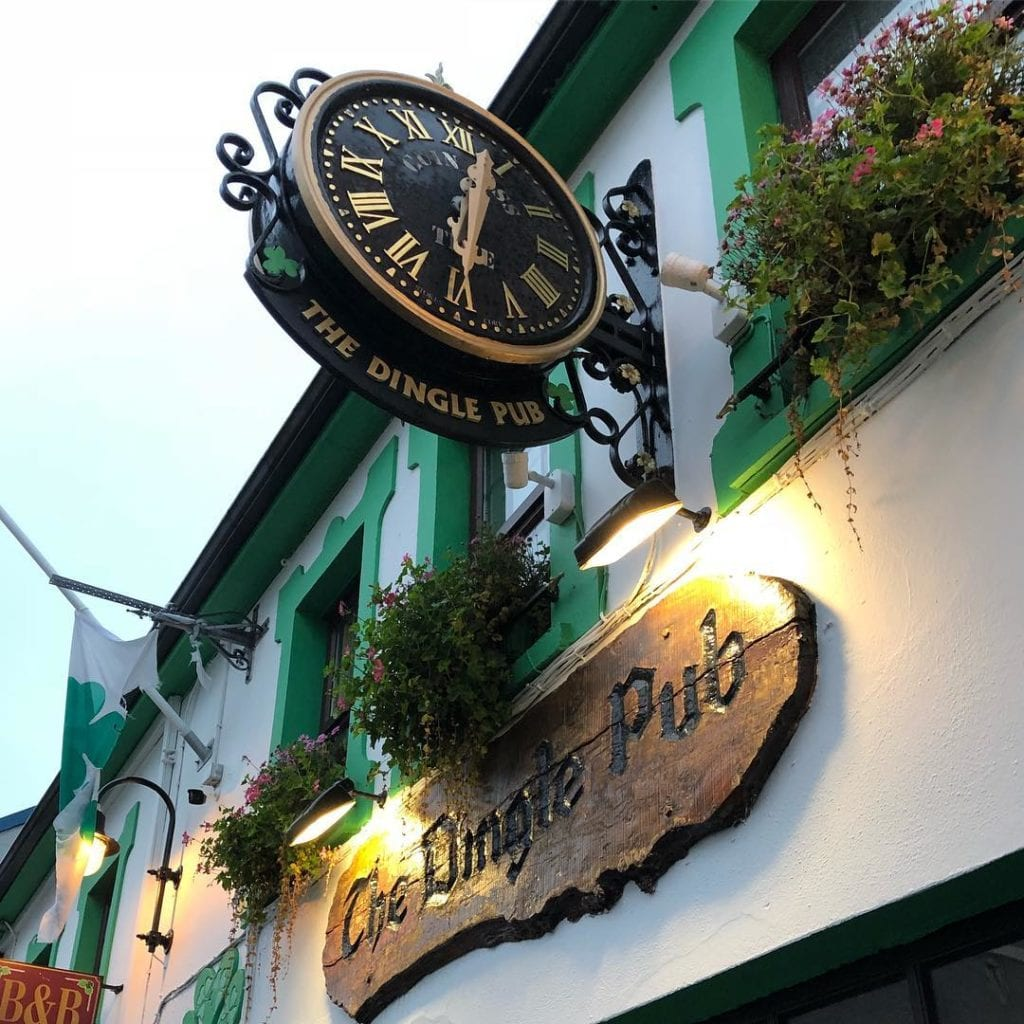 Dingle is full of great pubs