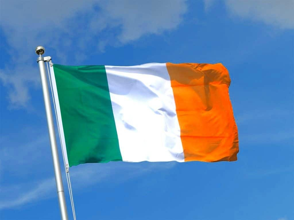 Irish citizenship ranked second-best in the world in new study