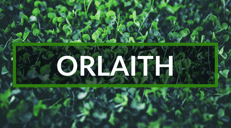 Orlaith is another of the top Irish girl names.