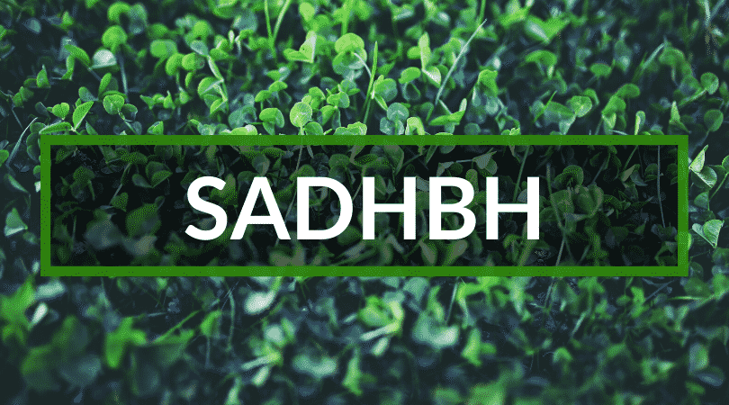 Our top Irish girl names list includes Sadhbh.