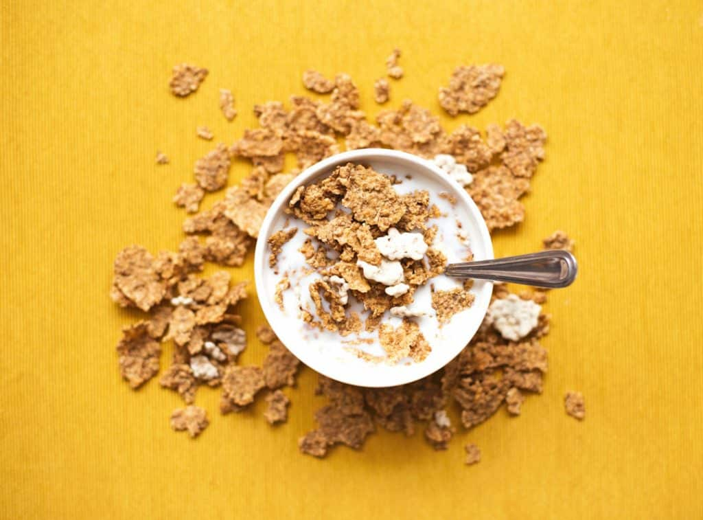 Ireland holds the world record for the largest consumption of breakfast cereal per capita