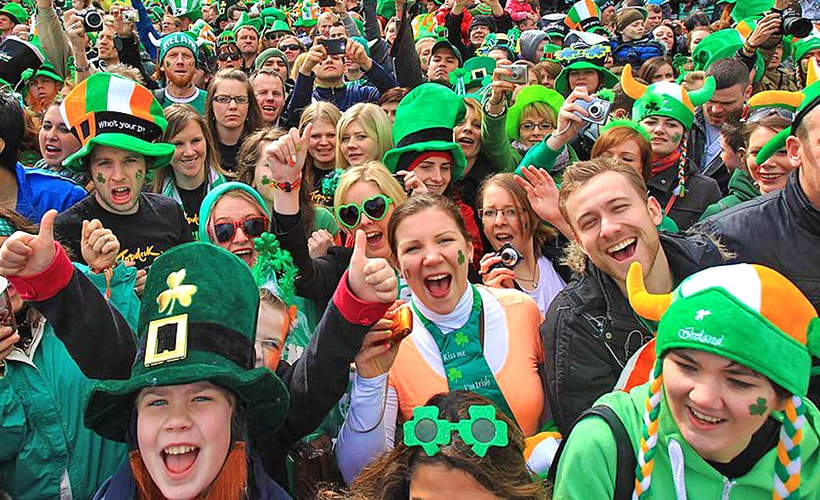Another of our top interesting facts about Ireland is that 20% of Ireland's population live in Dublin.