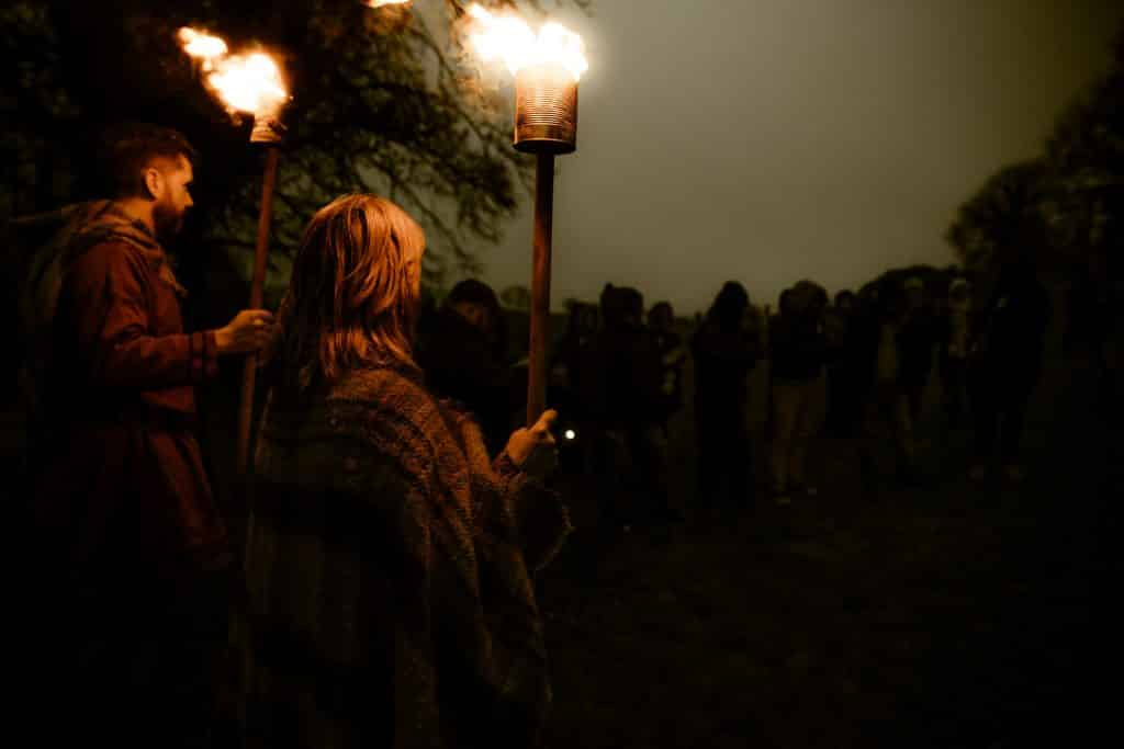 Marking the celebration of the God Lugh, Lughnasadh was a widely celebrated festival in the ancient Irish calendar.