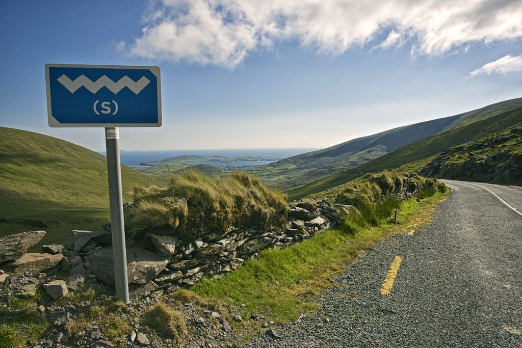 Exploring the Wild Atlantic Way is another of the top things locals love to do in Galway, the sights are spectacular.