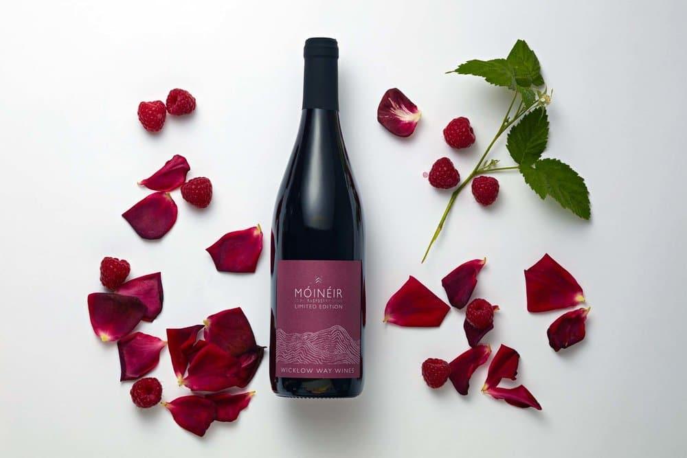 Móinéir-raspberry-irish-wine