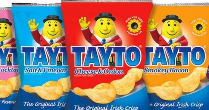 Tayto versus Hunky Dorys