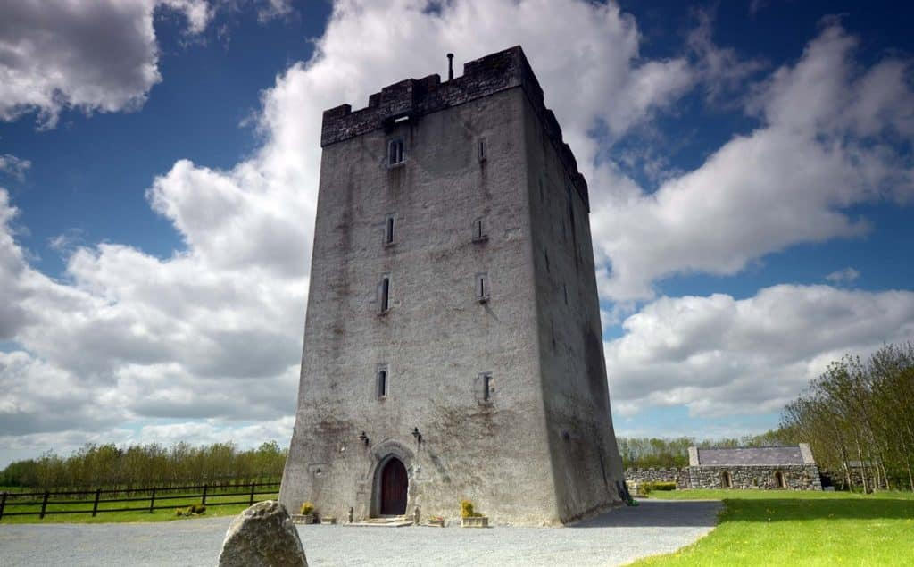 Turin Castle in County Mayo is one of the best castles for rent in Ireland