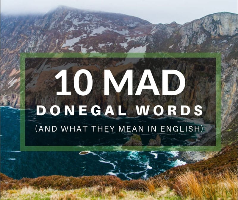 donegal-words
