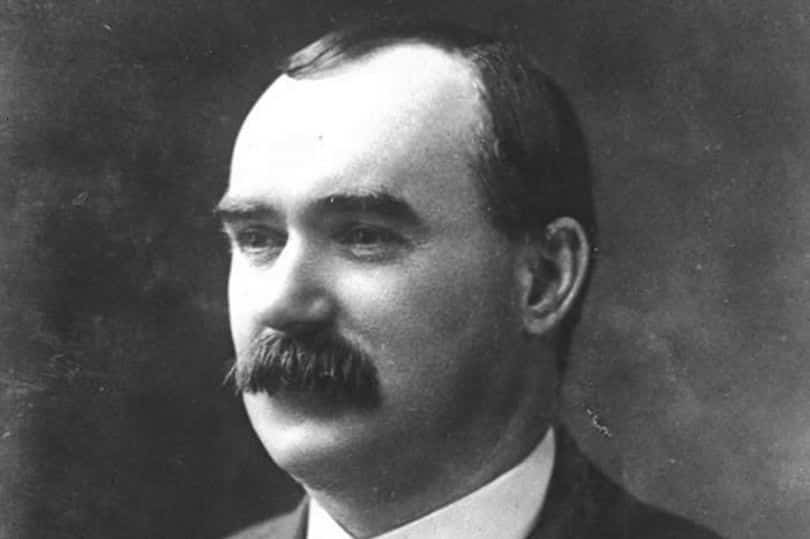 James Connolly moved to Belfast in 1911