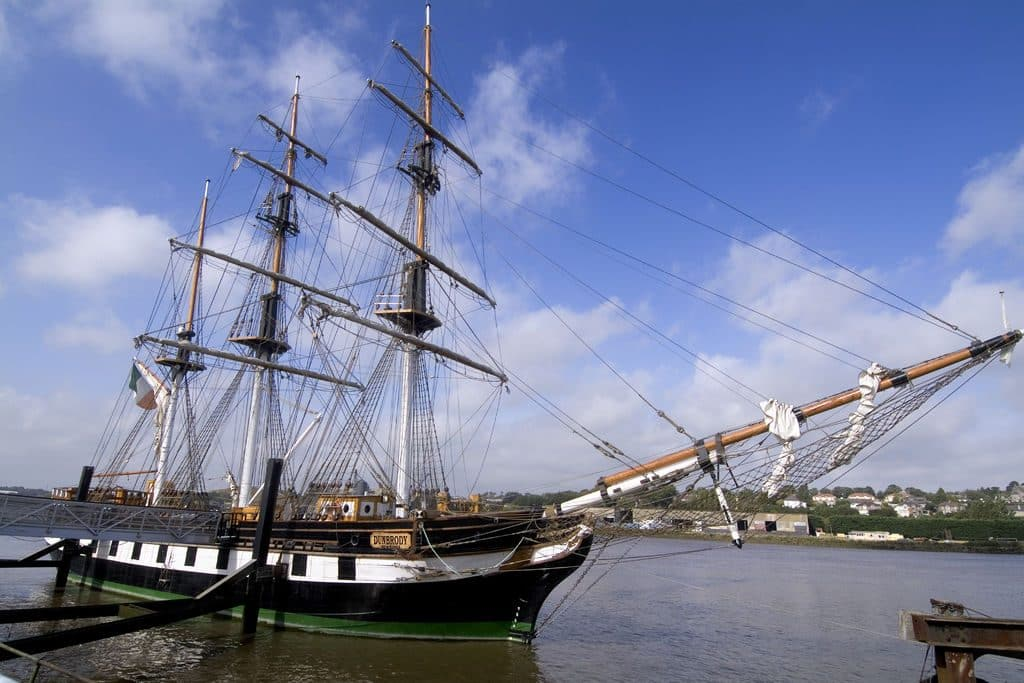 An educational experience, Dunbrody Famine Ship is one of the most historical places in Ireland.