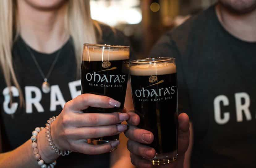O'Hara's is one of 10 drinks every proper Irish pub must serve