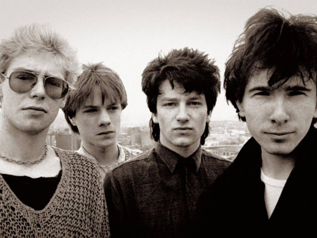 With or Without You (U2) – most famous song from Ireland's most famous band