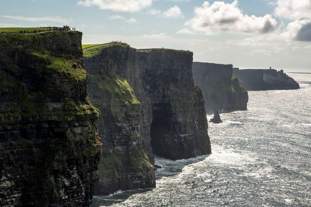 Number one on our list of photo-worthy locations in Ireland you must visit is the Cliffs of Moher.